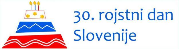 30. rojstni dan Slovenije